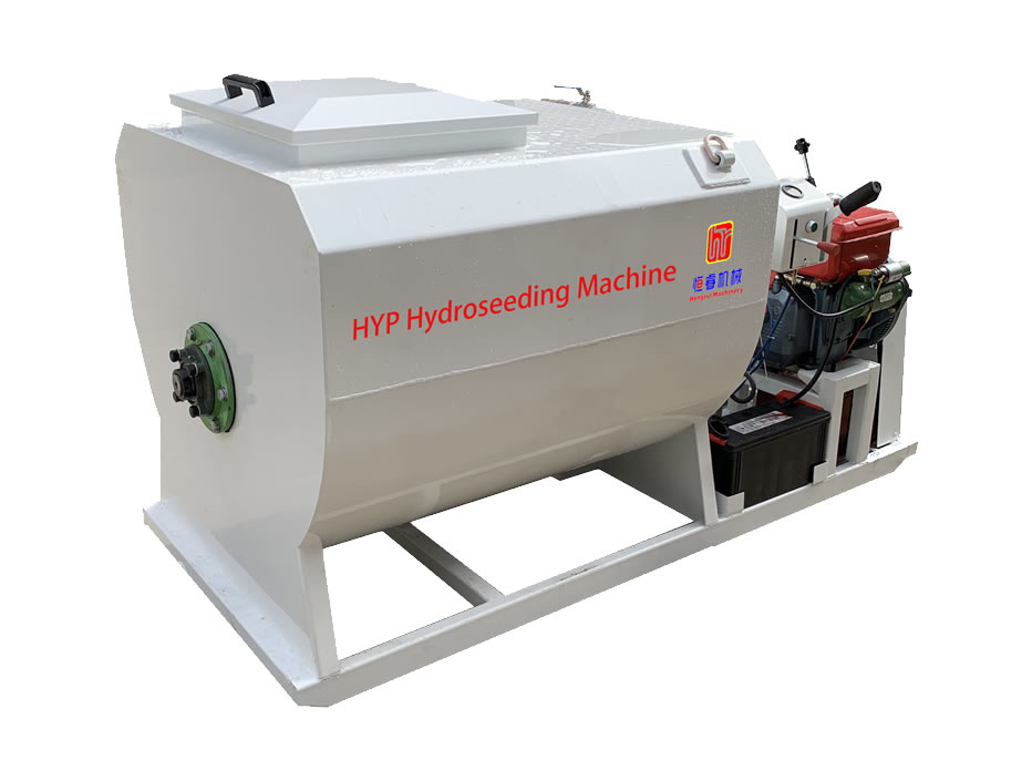 HYP-1 Hydroseeding machine